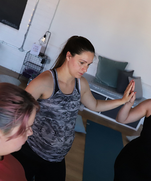 Pregnancy relaxation and yoga classes near Liverpool
