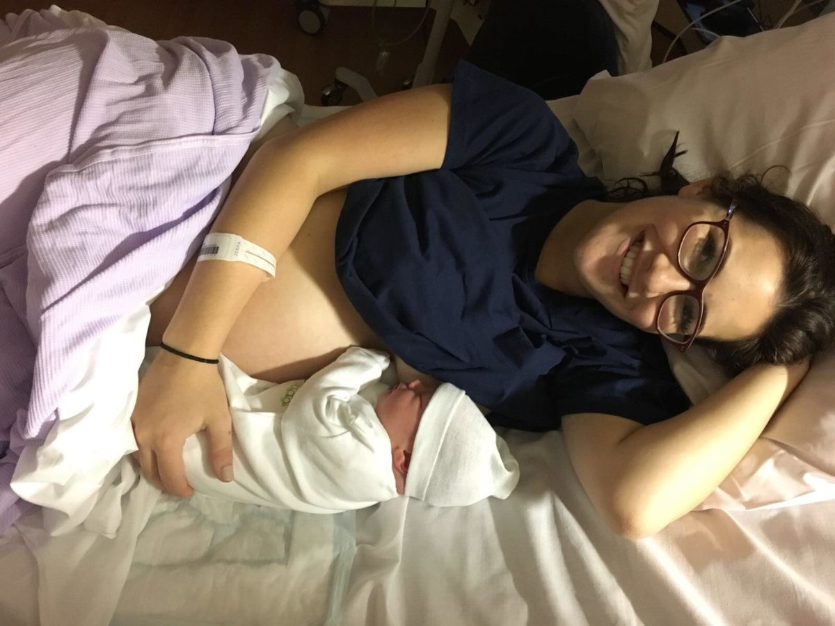 hypnobirthing and induction